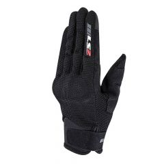 GUANTE LS2 RAY MUJER NEGRO